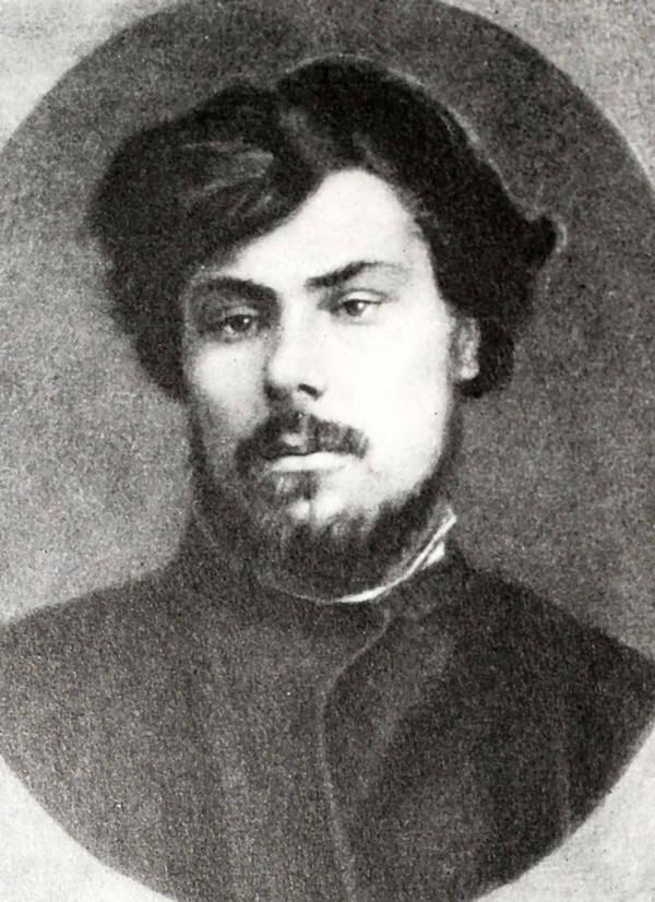 Петр Алексеев. Фотография. 70-е годы XIX века.