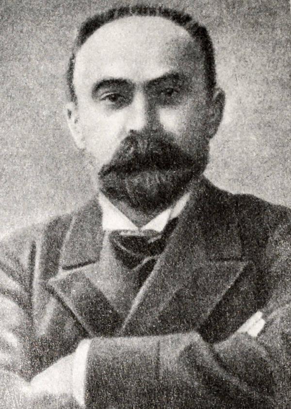 Г. В. Плеханов. Фотография