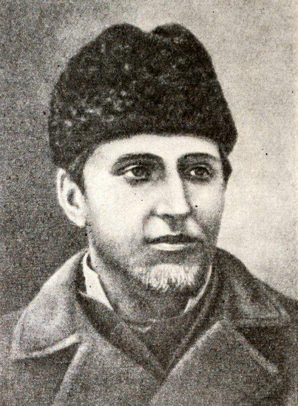 Людвик Варыньский. Фотография.