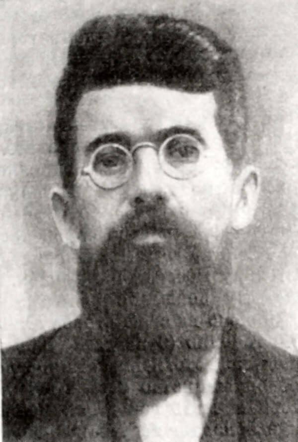 Ф. А. Афанасьев. Фотография 1905 года.