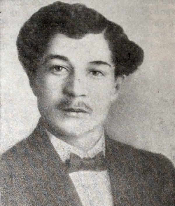 П. Г. Добрынин. Фотография 1917 года.