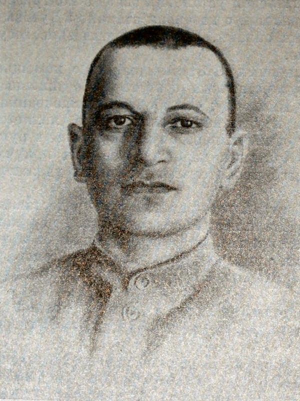 А. Ф. Мясников. Фотография.