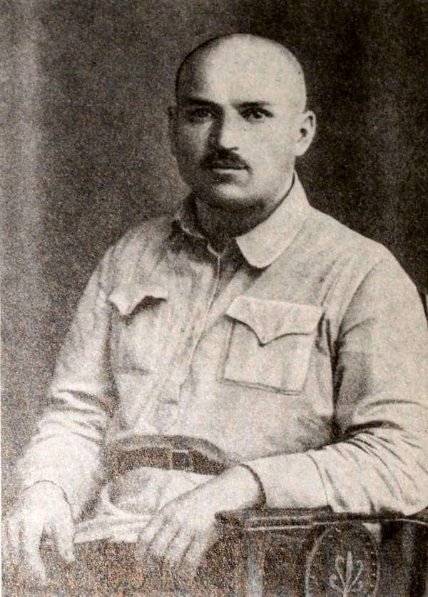 Ф. А. Сергеев (Артем). Фотография.
