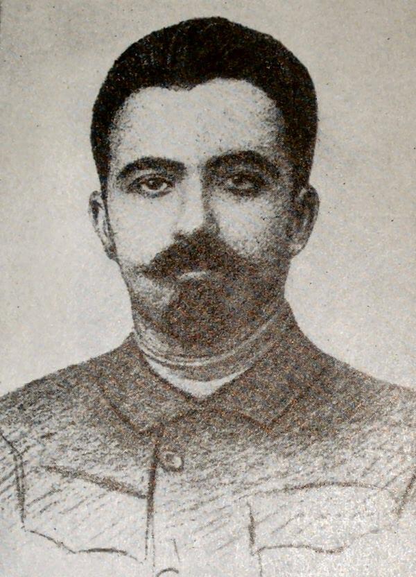 П. А. Джапаридзе. Фотография.