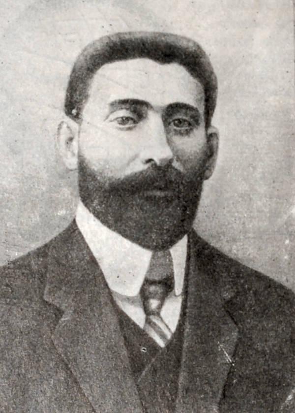 М. Азизбеков. Фотография.