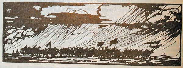 Войска республики. Гравюра В. Д. Фалилеева. 1920 год.