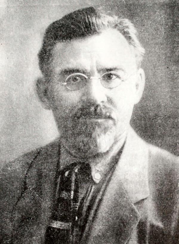 Г. И. Петровский. Фотография 1921 года.