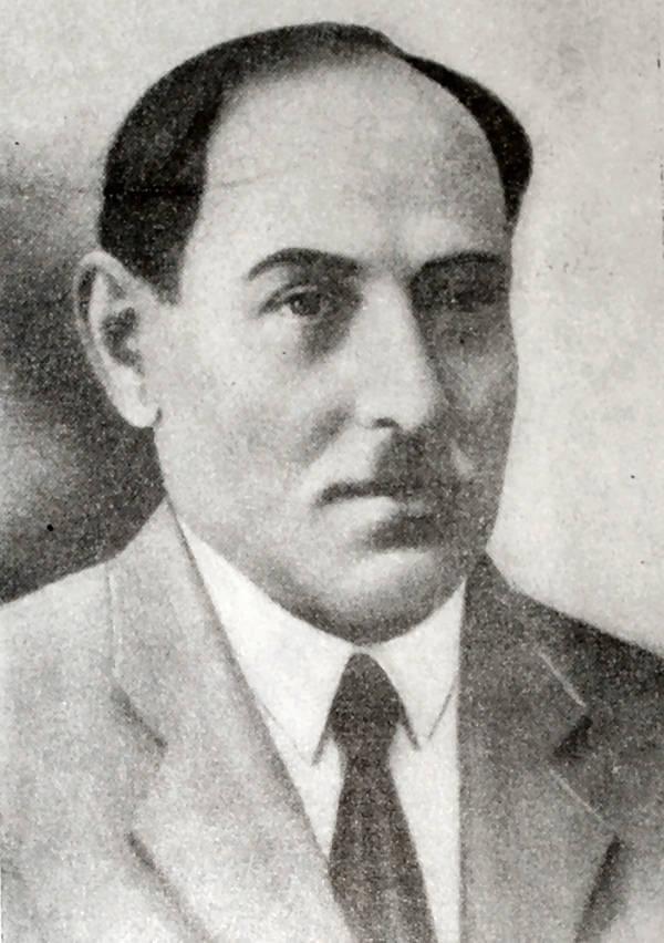 Н. Н. Нариманов. Фотография 1920 года.