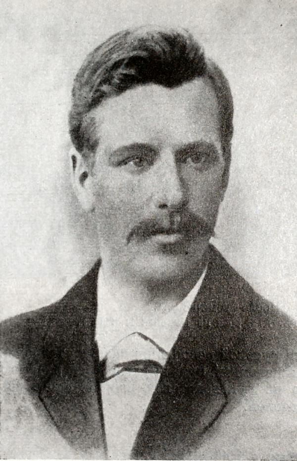 И. В. Бабушкин. Фотография 1902 года.