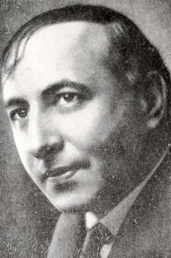 А. Я. Таиров. Фотография 1934 года.