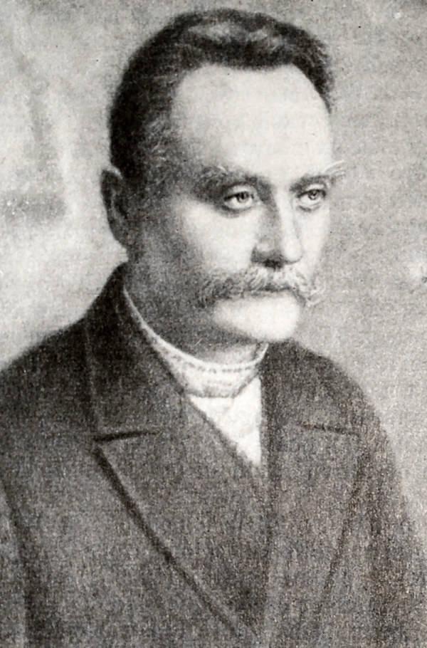 Иван Яковлевич Франко. Фотография.